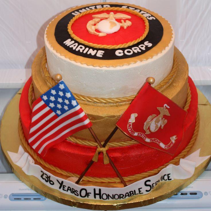 Best ideas about Marine Corp Birthday Cake . Save or Pin Best 20 Marine Corps Cake ideas on Pinterest Now.