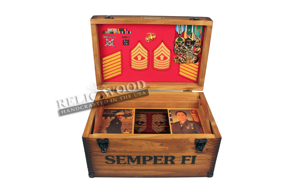 Best ideas about Marine Corps Gift Ideas . Save or Pin This Weeks Production Gallery Relic Wood Now.