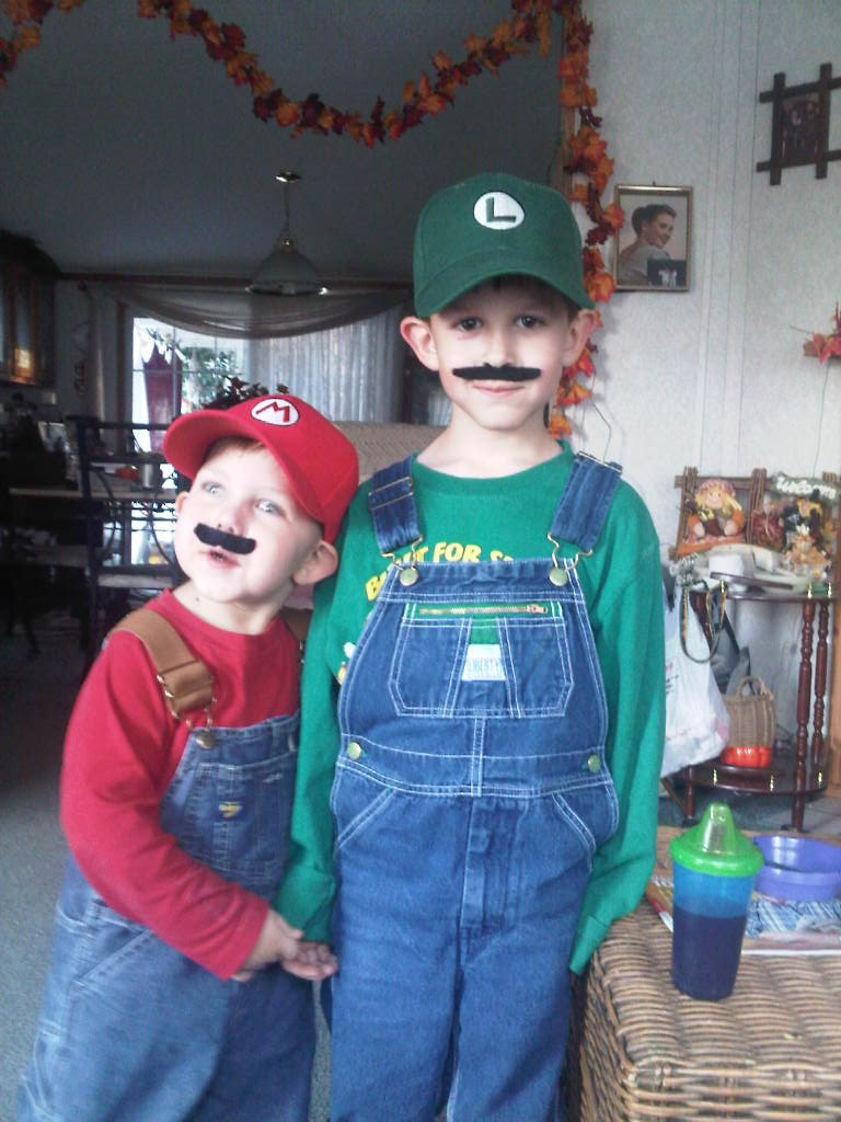 Best ideas about Mario DIY Costume . Save or Pin Miss Banana Pants 50 DIY Halloween Costume Ideas Now.