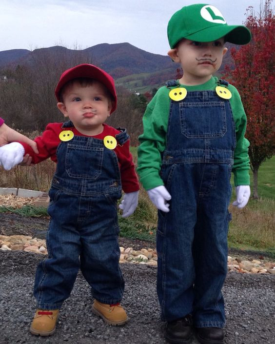 Best ideas about Mario DIY Costume . Save or Pin 57 Diy Mario Costumes DIY Mario Halloween Costume Cheap Now.