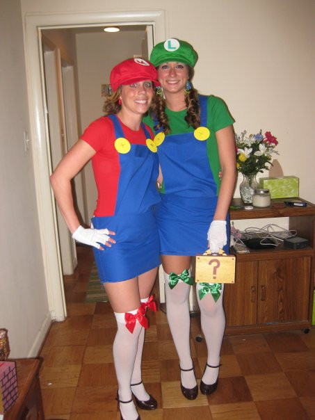 Best ideas about Mario DIY Costume . Save or Pin p nkpers stence Me Myself and I Link Up Now.