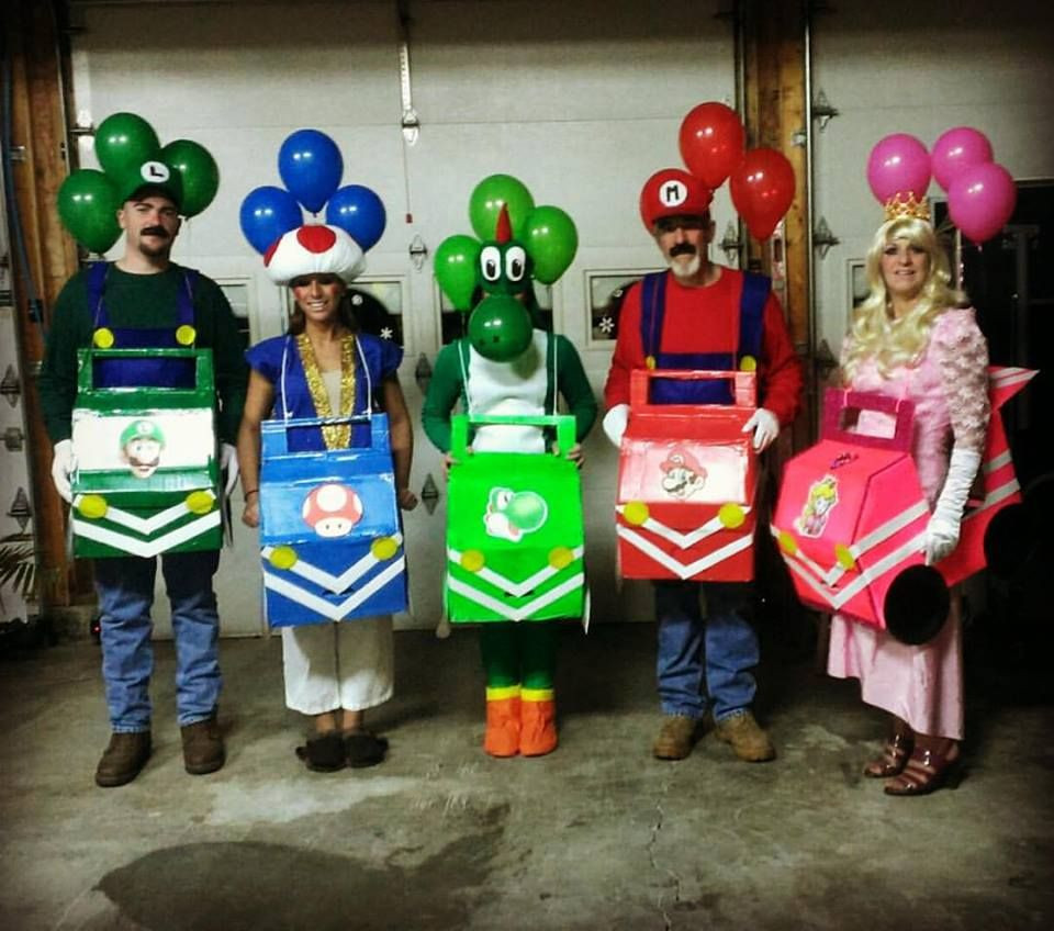 Best ideas about Mario DIY Costume . Save or Pin Mario Kart Halloween Costume mariokart handmade Now.