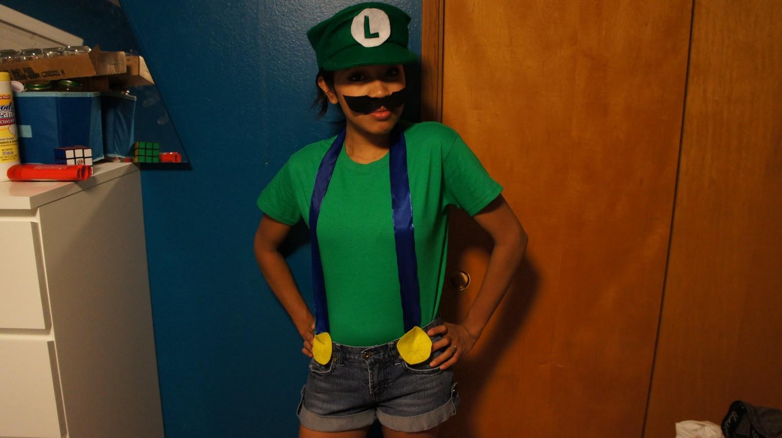 Best ideas about Mario DIY Costume . Save or Pin DIY Mario & Luigi Costumes Now.