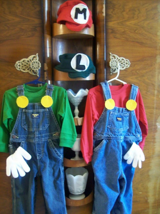 Best ideas about Mario DIY Costume . Save or Pin 20 of Our Favorite Homemade Halloween Costumes Now.