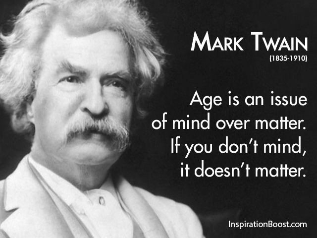 Best ideas about Mark Twain Birthday Quotes . Save or Pin GOLDEN AGE QUOTES image quotes at hippoquotes Now.