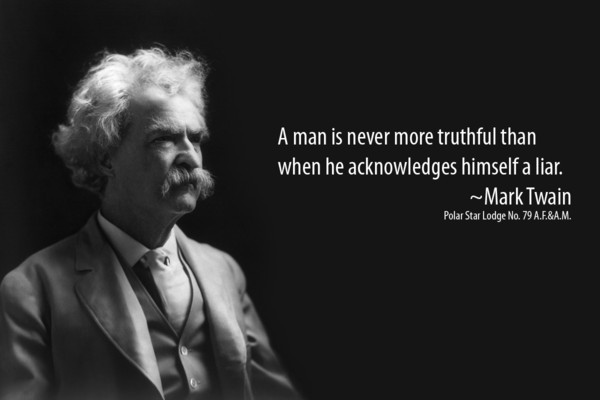 Best ideas about Mark Twain Birthday Quotes . Save or Pin Famous Quotes Mark Twain Birthday QuotesGram Now.