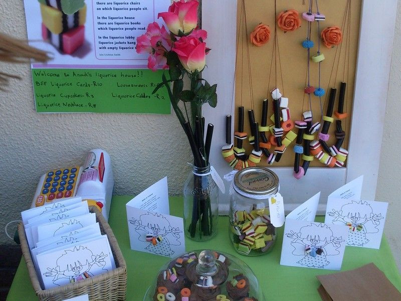 Best ideas about Market Day Ideas . Save or Pin Lovely idea my daughter had for her Grade 3 market day A Now.