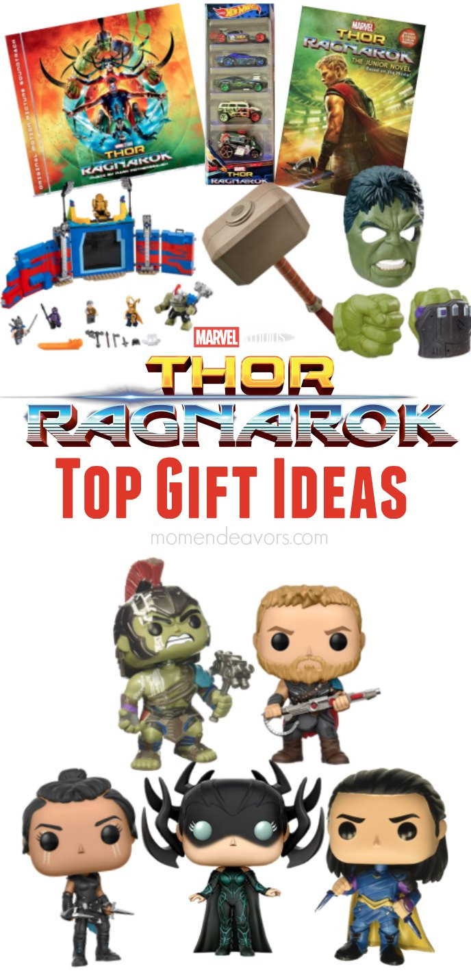 Best ideas about Marvel Gift Ideas . Save or Pin Marvel's Thor Ragnarok Top Gift Ideas Now.