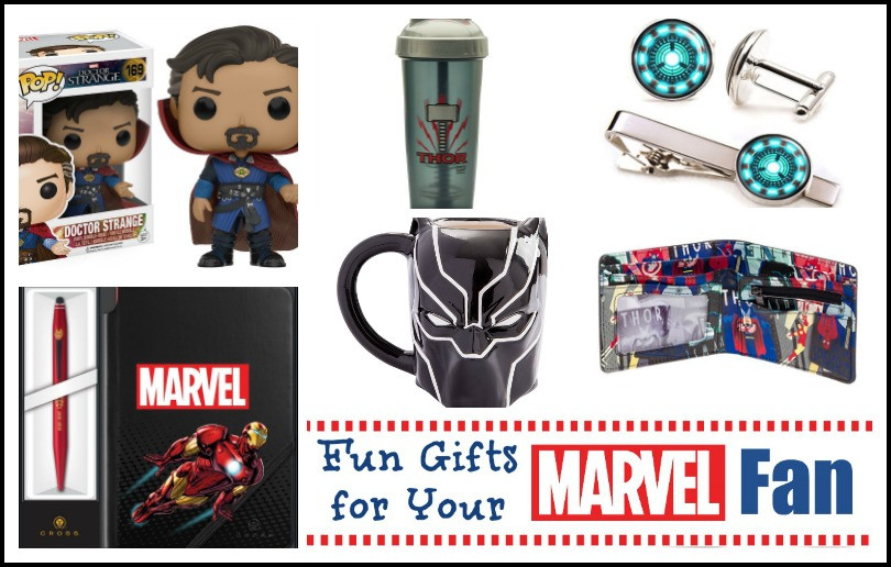 Best ideas about Marvel Gift Ideas . Save or Pin Many Marvel Gift Ideas for Him SuperDadGifts18 Now.