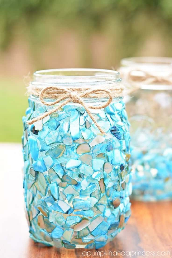 Best ideas about Mason Jar Craft Ideas . Save or Pin Top 10 Mason Jar DIY Craft Ideas DIY Crafts Mom Now.