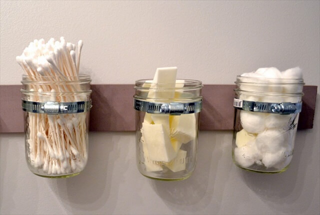 Best ideas about Mason Jar Craft Ideas . Save or Pin 10 DIY Mason Jar Ideas Now.