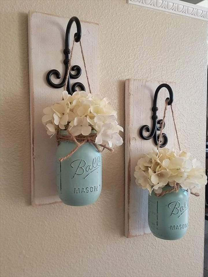 Best ideas about Mason Jar Craft Ideas . Save or Pin 20 Adorable Mason Jar Craft Ideas Now.