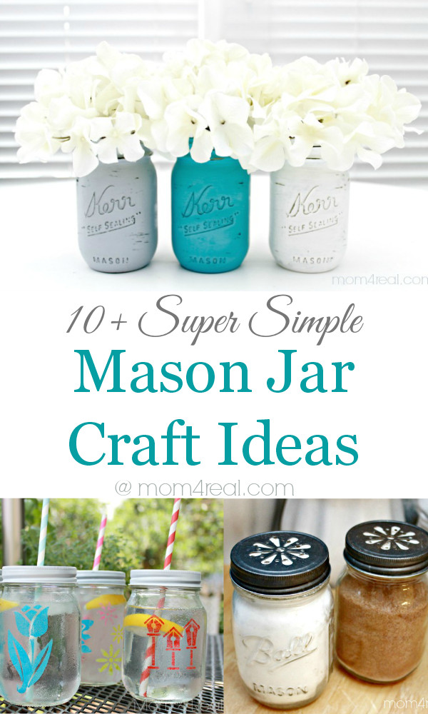 Best ideas about Mason Jar Craft Ideas . Save or Pin DIY Spring Polka Dot Planters Now.
