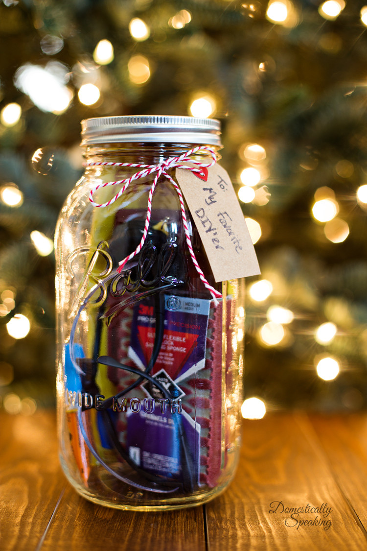Best ideas about Mason Jar DIY Gifts . Save or Pin 25 Valentine s Day Gifts in a Mason Jar Now.