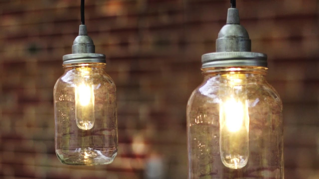 Best ideas about Mason Jar Lights DIY . Save or Pin DIY MASON JAR LIGHT LANTERN Now.