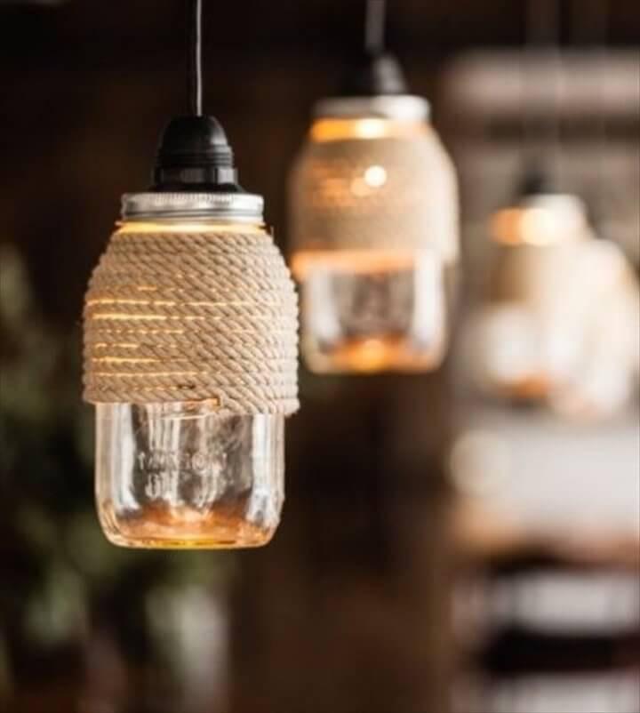 Best ideas about Mason Jar Lights DIY . Save or Pin 35 Mason Jar Lights Do It Yourself Ideas Now.