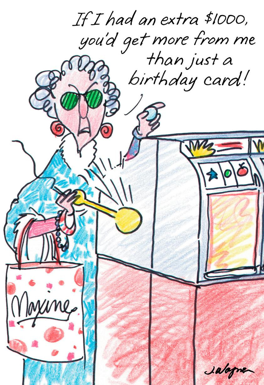 Best ideas about Maxine Birthday Wishes . Save or Pin Maxine™ Postcard From Hawaii Funny Birthday Card Now.