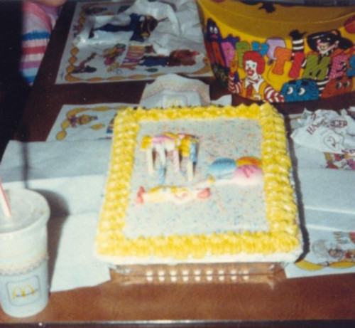 Best ideas about Mcdonalds Birthday Cake . Save or Pin McDonald s Birthday Cake everyone would fight over the Now.