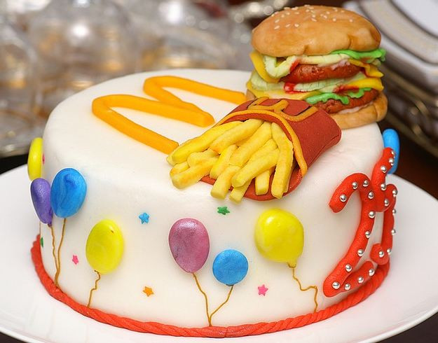Best ideas about Mcdonalds Birthday Cake . Save or Pin MCDONALDS BIRTHDAY TOMORROW Aion Forums Now.