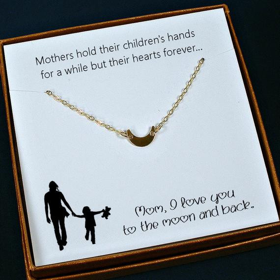 Best ideas about Meaningful Birthday Gifts . Save or Pin Gold Mom Necklace Mom Gifts Mom Birthday Gift Meaningful Now.