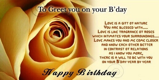 Best ideas about Meaningful Birthday Wish . Save or Pin Happy Birthday Wishes TOP 70 Short & Meaningful Now.