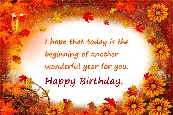 Best ideas about Meaningful Birthday Wish . Save or Pin TOP 70 Short & Meaningful Birthday Wishes Now.