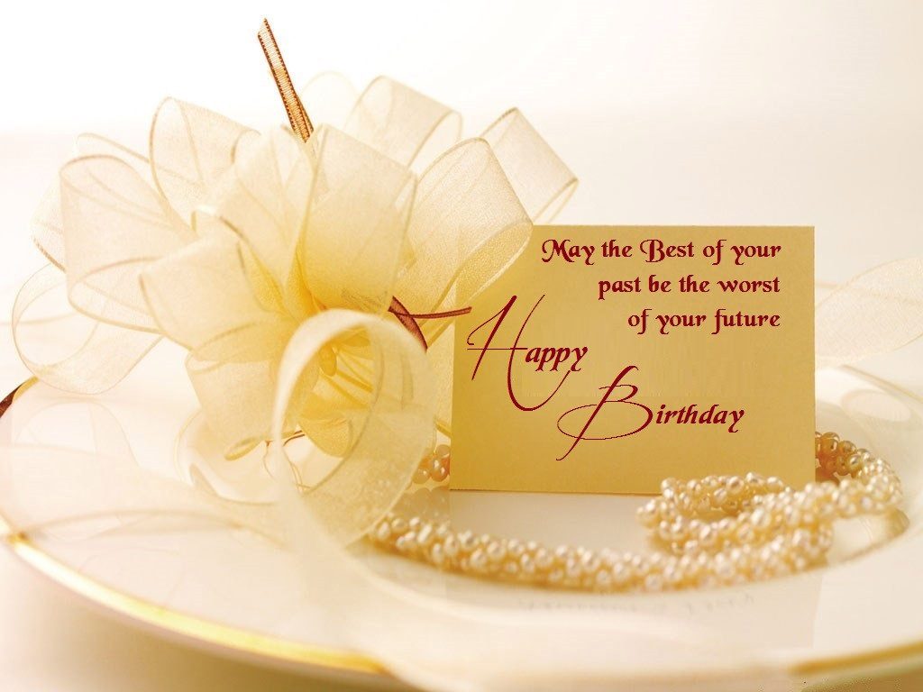 Best ideas about Meaningful Birthday Wish . Save or Pin The Collection of Sincere and Meaningful Birthday Wishes Now.