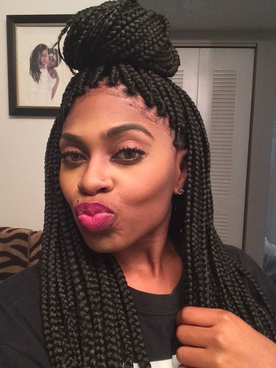 Best ideas about Medium Braids Hairstyles . Save or Pin Pinterest • The world's catalog of ideas Now.