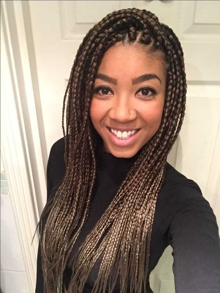 Best ideas about Medium Braids Hairstyles . Save or Pin 1290 best images about style braids on Pinterest Now.