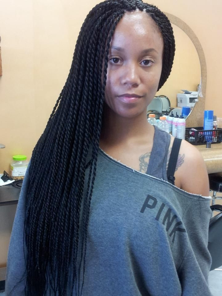 Best ideas about Medium Braids Hairstyles . Save or Pin Medium Senegalese Twists Hairy Situations Now.