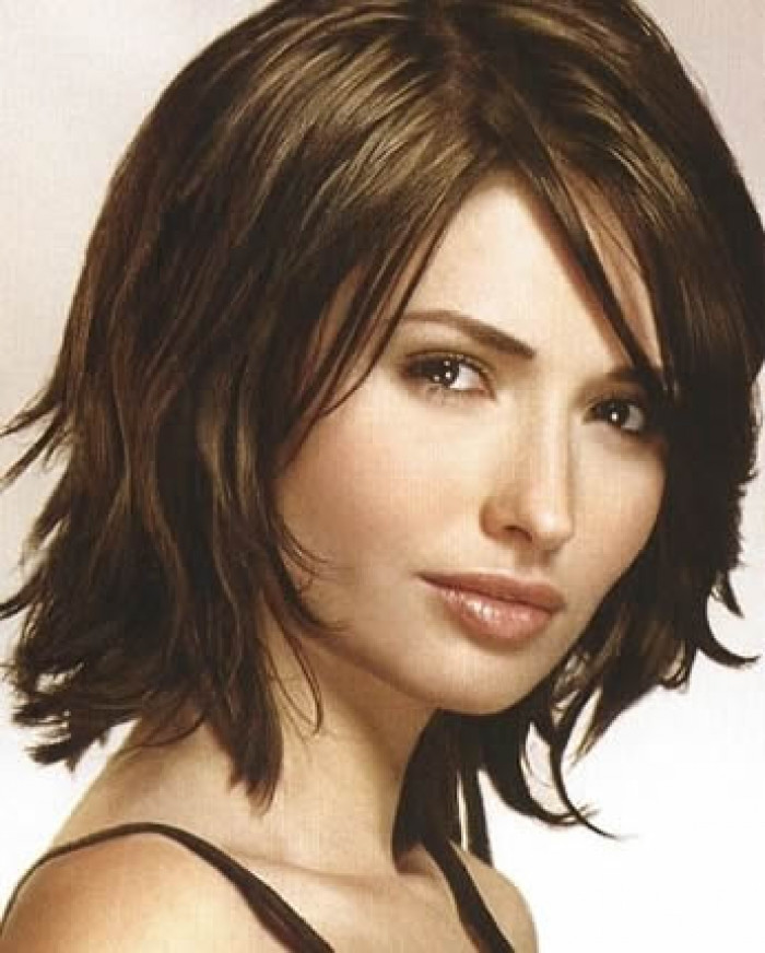 Best ideas about Medium Choppy Hair Cut . Save or Pin 25 Awesome Medium Length Haircuts – The WoW Style Now.