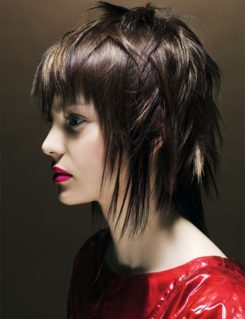 Best ideas about Medium Choppy Hair Cut . Save or Pin Best 25 Medium choppy hairstyles ideas on Pinterest Now.