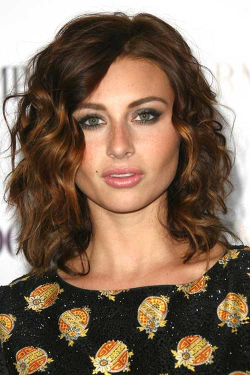 Best ideas about Medium Curly Haircuts . Save or Pin Short Medium Curly Hairstyles Now.