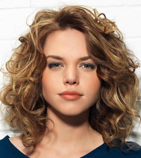 Best ideas about Medium Curly Haircuts . Save or Pin 26 Best Medium Curly Hairstyles for Every Occasion Now.