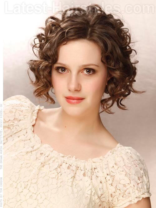 Best ideas about Medium Curly Haircuts . Save or Pin How To Get Stunning Medium Length Curly Hair For All Occasions Now.