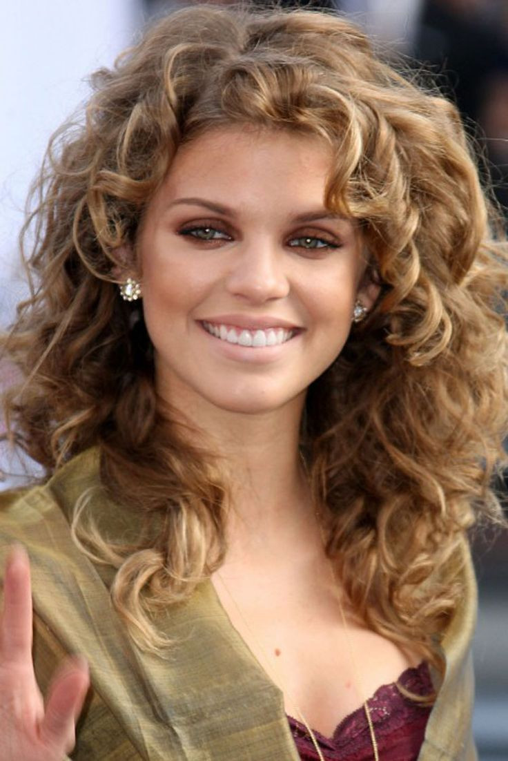 Best ideas about Medium Length Hairstyle Pinterest . Save or Pin Mid Length Curly Hairstyles for Square Faces Now.