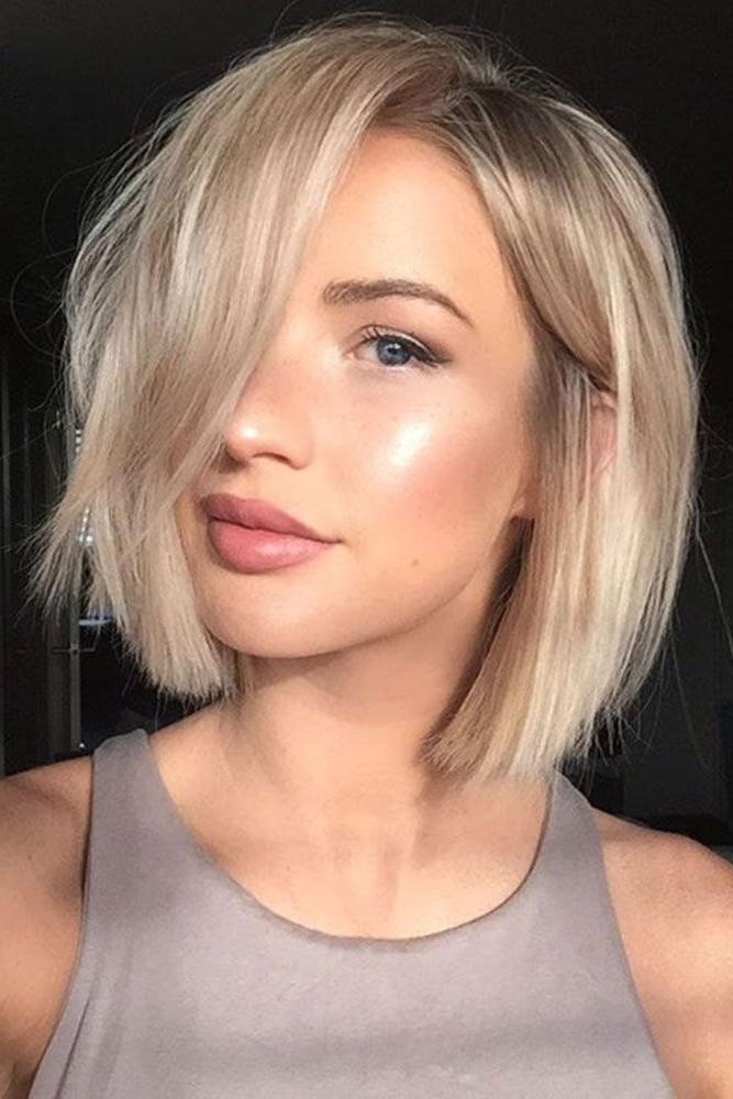Best ideas about Medium Length Hairstyle Pinterest . Save or Pin 15 Best of Short Shoulder Length Hairstyles For Women Now.