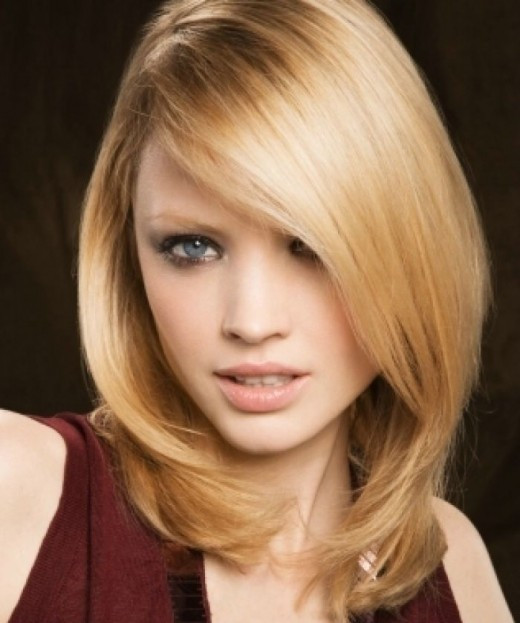 Best ideas about Medium Length Hairstyles For Oval Faces . Save or Pin 15 Best Hairstyles For Oval Faces Now.