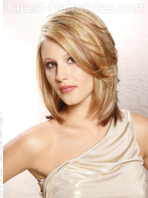 Best ideas about Medium Length Hairstyles For Oval Faces . Save or Pin 11 Medium Hairstyles For Oval Faces You Gotta See Now.