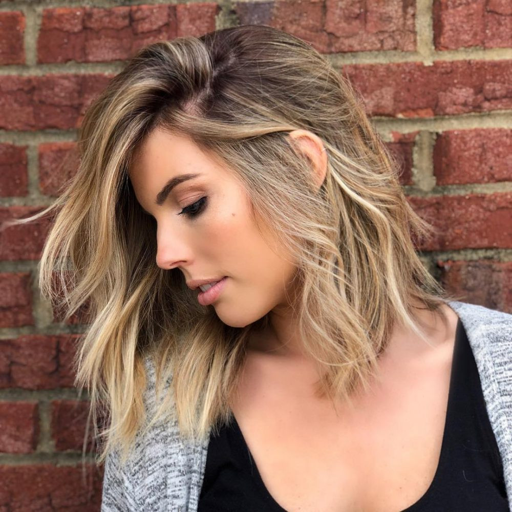Best ideas about Medium Length Hairstyles For Oval Faces . Save or Pin 24 Medium Hairstyles For Oval Faces in 2019 Now.