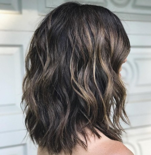 Best ideas about Medium Length Hairstyles For Thick Wavy Hair . Save or Pin 60 Most Beneficial Haircuts for Thick Hair of Any Length Now.