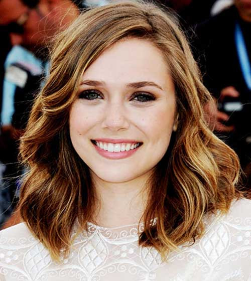 Best ideas about Medium Length Hairstyles For Thick Wavy Hair . Save or Pin Haircuts for Medium Thick Hair Now.