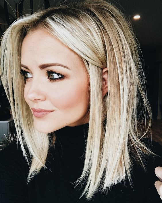 Best ideas about Medium Length Hairstyles Straight . Save or Pin Best 25 Straight hair ideas on Pinterest Now.