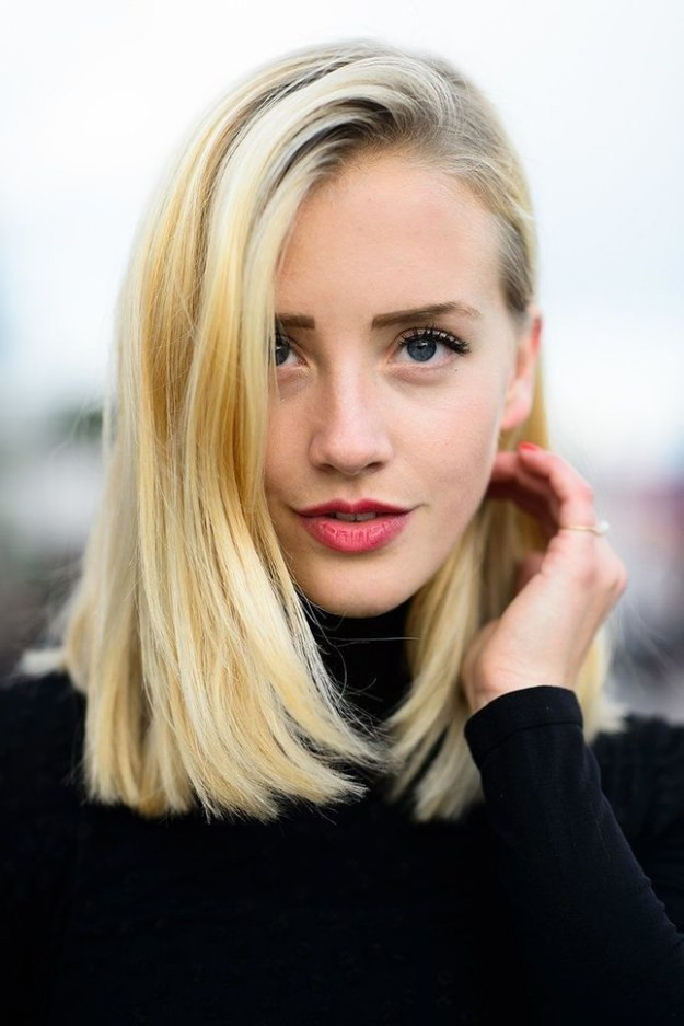 Best ideas about Medium Length Hairstyles Straight . Save or Pin 17 Medium Haircuts To Schedule Your Next Appt For Now.