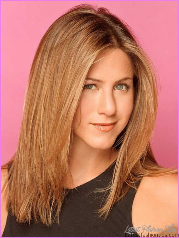 Best ideas about Medium Length Hairstyles Straight . Save or Pin Straight medium length haircuts with layers Now.