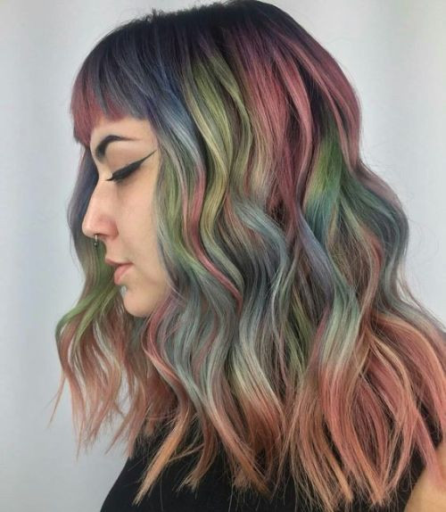 Best ideas about Medium Length Hairstyles Tumblr . Save or Pin medium length hairstyle Now.