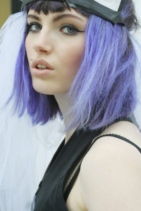 Best ideas about Medium Length Hairstyles Tumblr . Save or Pin shoulder length hair on Tumblr Now.