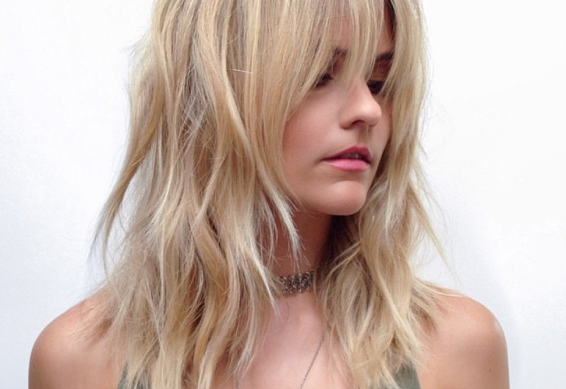 Best ideas about Medium Length Thin Hairstyles . Save or Pin 22 Perfect Medium Length Hairstyles for Thin Hair in 2019 Now.
