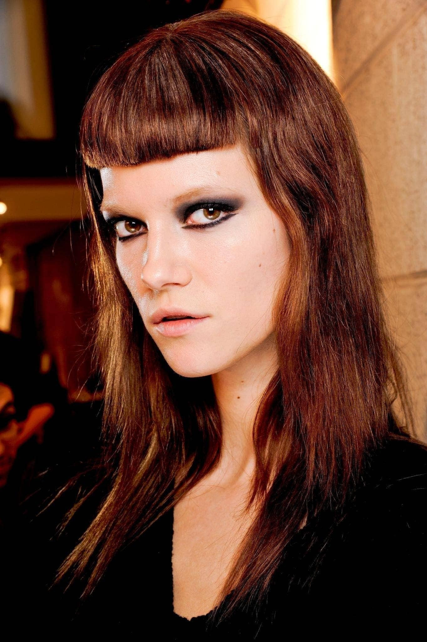 Best ideas about Medium Straight Haircuts . Save or Pin 7 Medium Length Straight Hairstyles You'll Want to Try Now Now.