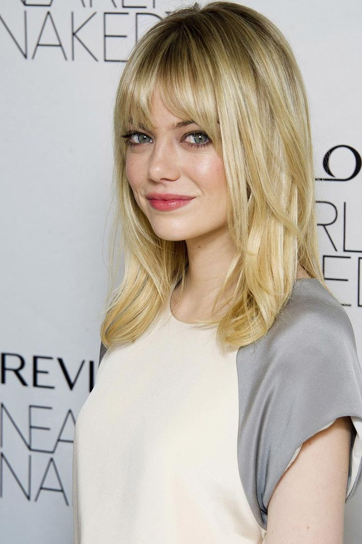 Best ideas about Medium Straight Haircuts . Save or Pin Medium Length Hairstyles You Will Fall In Love With Fave Now.
